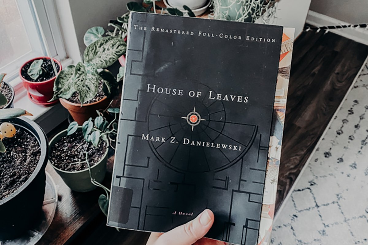 house of leaves review
