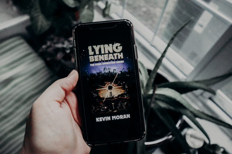 Science Fiction Book with World Building Skills: Lying Beneath Review