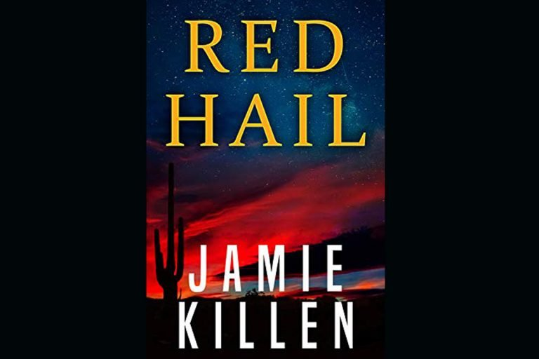 Science Fiction Book Review – Red Hail by Jamie Killen