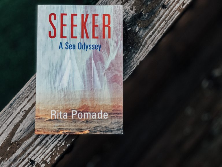 An Adventurous Travel Memoir – Seeker: A Sea Odyssey by Rita Pomade