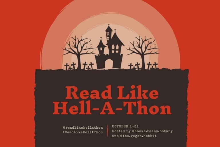 Introducing the Read Like Hell-A-Thon!