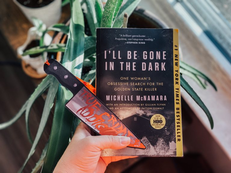 Read more about the article I'll Be Gone in the Dark: One Woman's Obsessive Search for the Golden State Killer by Michelle McNamara