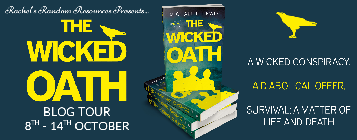 The Wicked Oath by Michael L. Lewis