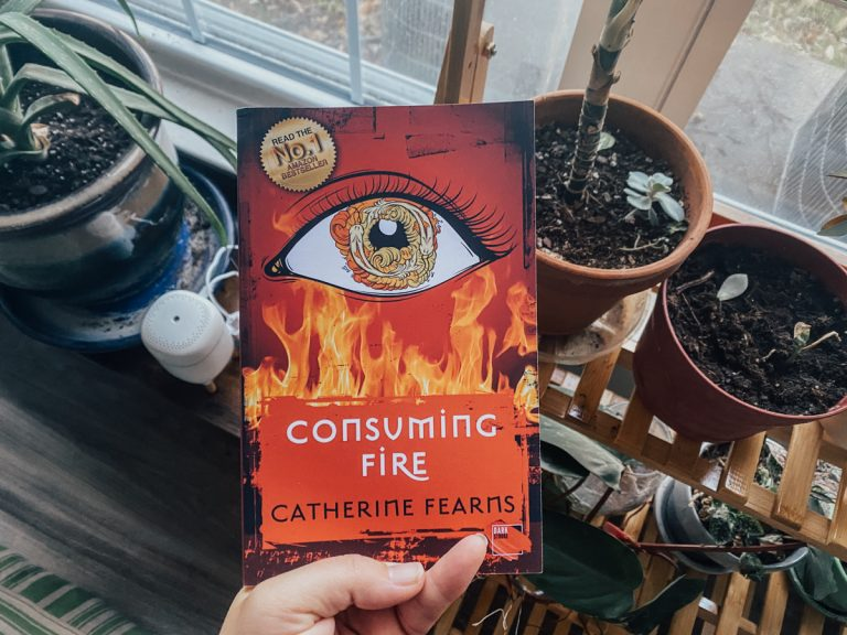 Consuming Fire by Catherine Fearns