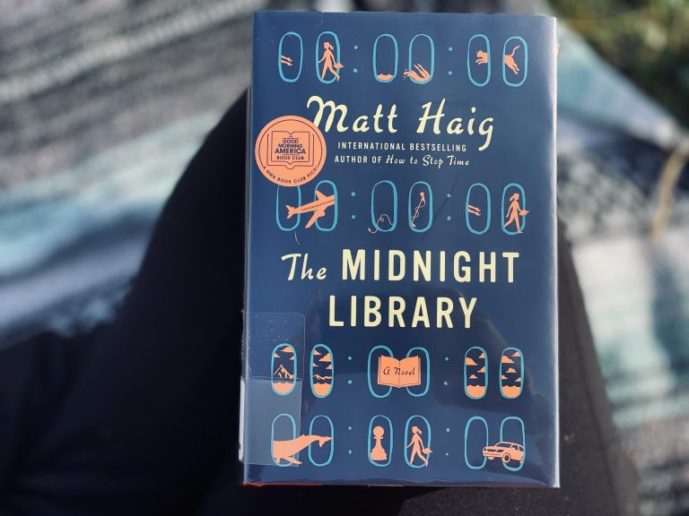 Read more about the article The Midnight Library by Matt Haig