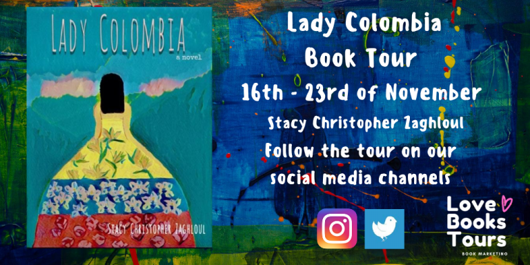 Lady Colombia by Stacy Christopher Zaghloul