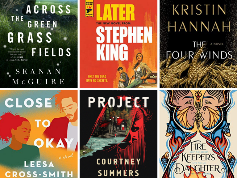 Read more about the article The Most Anticipated 2021 Book Releases