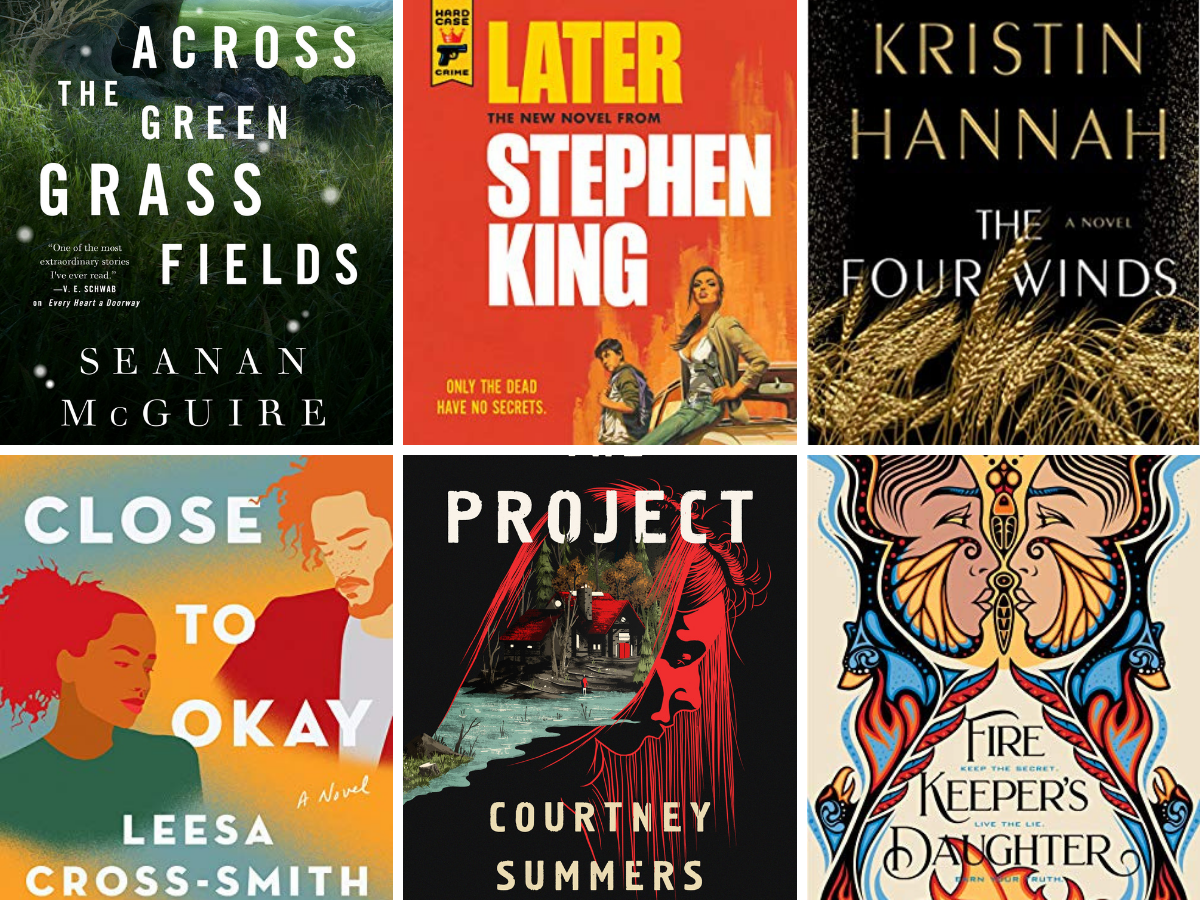 The Most Anticipated 2021 Book Releases