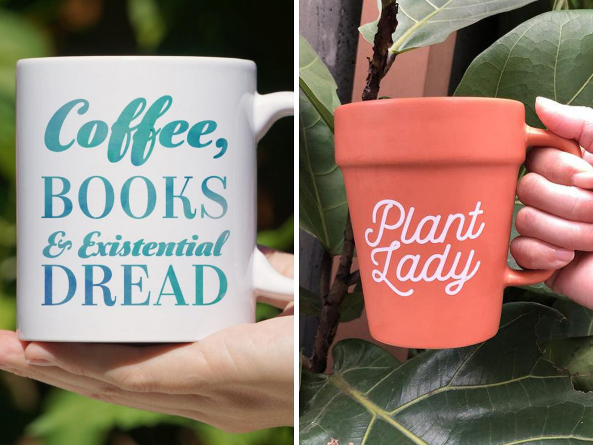 20 of the Best Designer Mugs That Make Great Gifts for Coffee & Tea Lovers