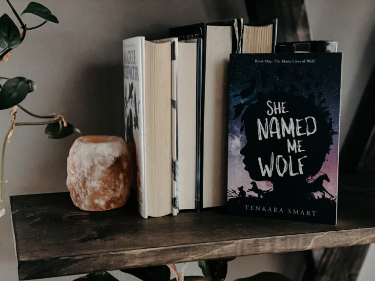She Named Me Wolf by Tenkara Smart