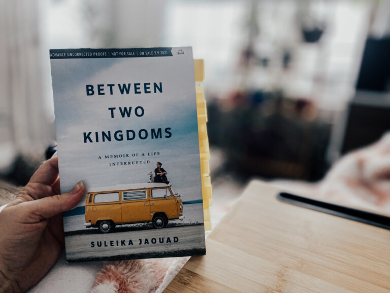 Read more about the article Between Two Kingdoms by Suleika Jaouad