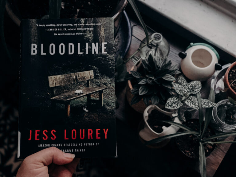 Read more about the article Bloodline by Jess Lourey