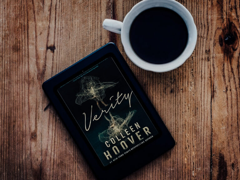 Verity by Colleen Hoover