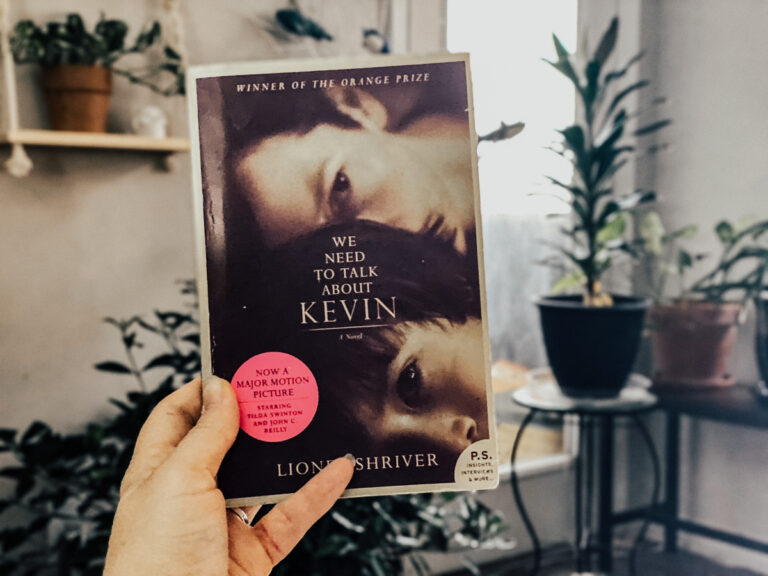 Read more about the article We Need to Talk About Kevin by Lionel Shriver