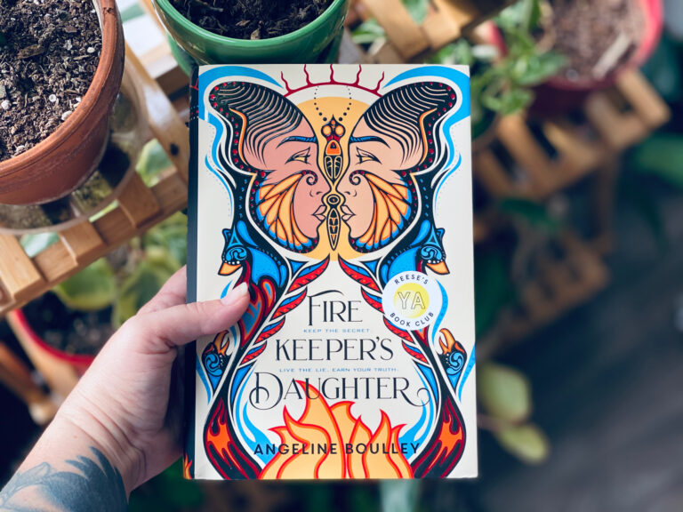 Read more about the article Firekeeper's Daughter by Angeline Boulley