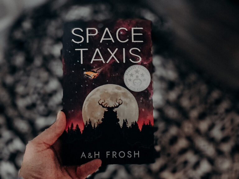 Read more about the article Space Taxis by A & H Frosh