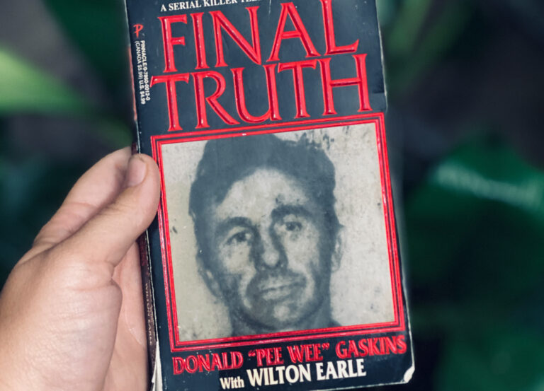Read more about the article Final Truth by Wilton Earle