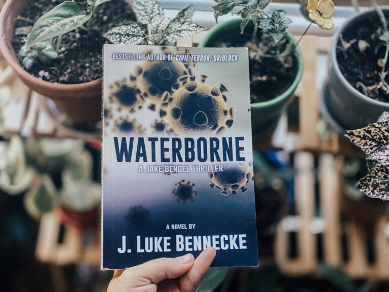 Waterborne by J Luke Bennecke