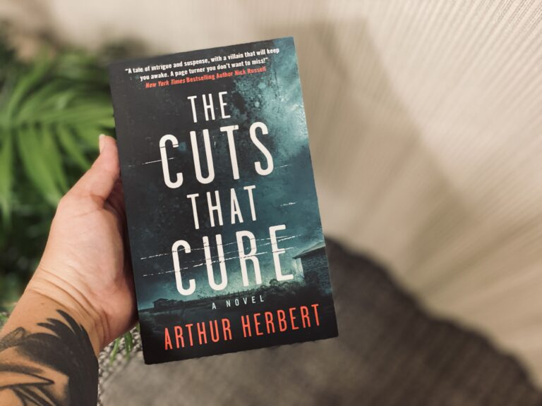 Read more about the article The Cuts that Cure by Arthur Herbert