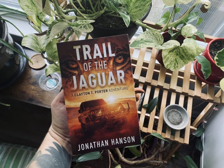 Read more about the article Trail of the Jaguar by Jonathan Hanson