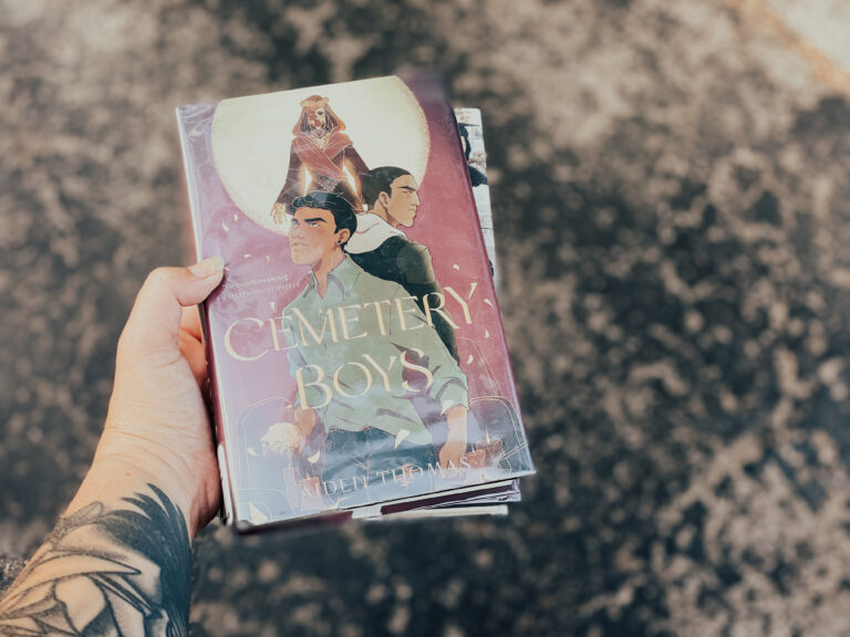 Read more about the article Cemetery Boys by Aiden Thomas