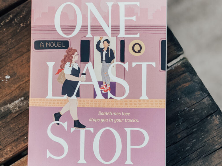 Read more about the article One Last Stop by Casey McQuiston