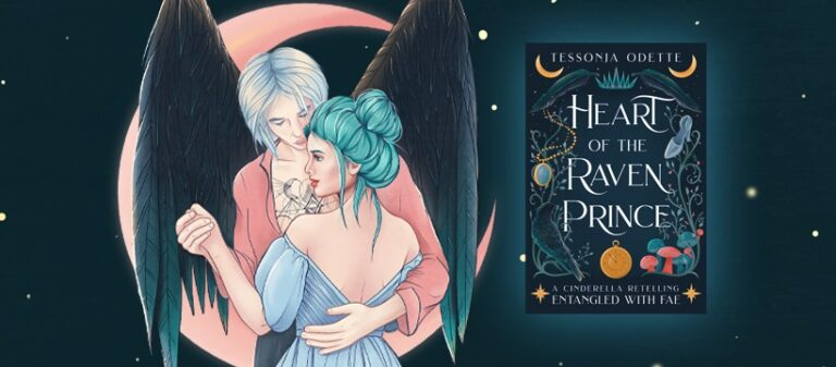 Read more about the article Heart of the Raven Prince by Tessonja Odette