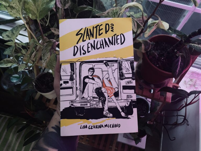 Read more about the article Slanted and Disenchanted by Lisa Czarina Michaud