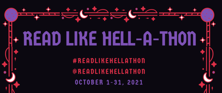 Read more about the article The Second Annual Read Like Hell-A-Thon: Prompts